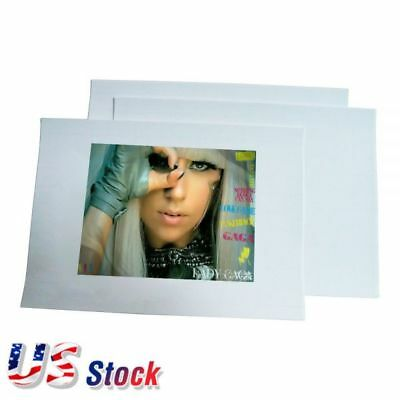 US Stock 100 sheets A4 Dark Color T-Shirt Heat Transfer Paper for press Printing