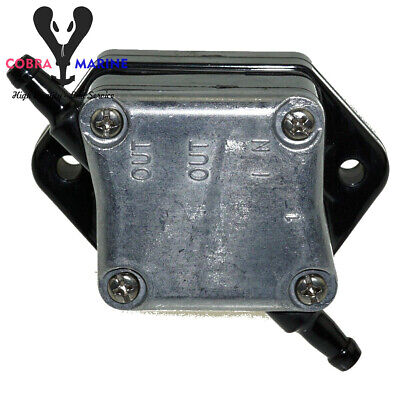 Fuel Pump Assy 6C5-24410-00 fit Yamaha Outboard 4-Stroke F T 30HP 40HP 50HP 60HP