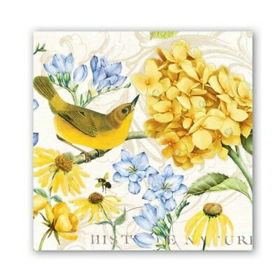 Tranquility Luncheon Napkins by Michel Design Works - Pack of 20