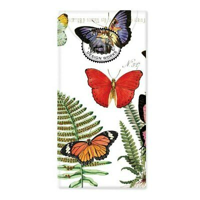 Papillon Pocket Tissues by Michel Design Works - Pack of 10