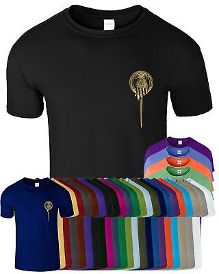 Hand Of The King Mens Pocket Design T Shirt Game Of Thrones Got Series T-Shirt