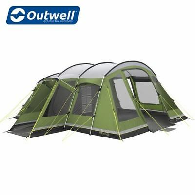 Outwell Montana 6 Tent - 2018 Model Family Group C&ing Tent 6 Man  sc 1 st  PicClick UK : tents ebay uk - afamca.org