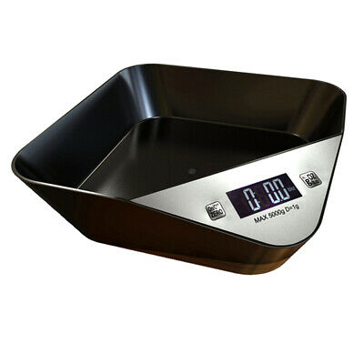 5kg Modern Digital LCD Electronic Kitchen Cooking Food Weighing Scales
