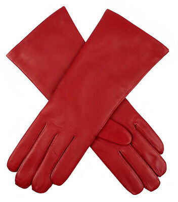 Dents - Helene Ladies Cashmere Lined Hairsheep Leather Gloves