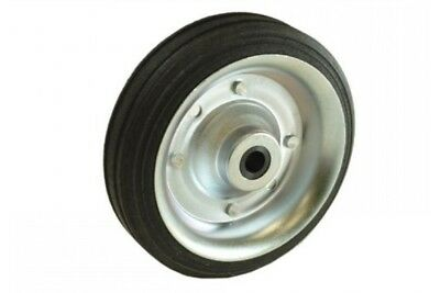 Maypole Genuine Spare Steel Wheel For Small Telescopic Jockey Wheel 160Mm Mp429