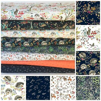 Enchanted Forest 7 piece Fabric bundles & Fabrics 100% cotton fabric by Windham