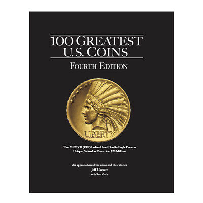HURT Book Sale - Whitman 100 GREATEST U.S. Coins, 4th Edition