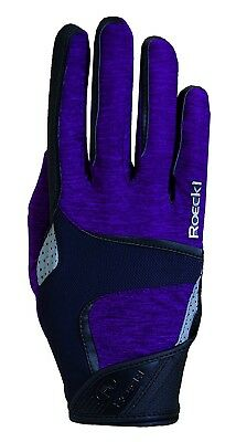 (8, Berry) - Roeckl Mendon Glove. Free Shipping