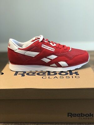 8b9a434731e7c Bait Reebok Angels 5 Classic 10 Red 4hunnid X F Blood Nylon Lost Yg ffqr4