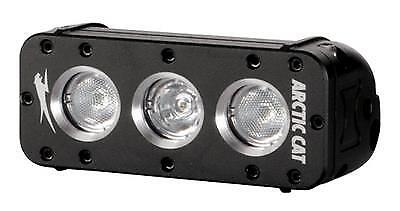 Arctic Cat Firebar Led Lightbar 3 Lights - Part# 1436-856
