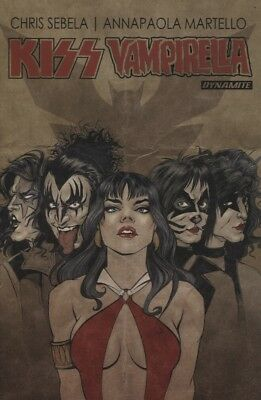 Kiss Vampirella Tpb Reps #1-5 Dynamite New/unread
