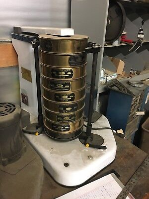 W.S. Tyler Ro-Tap Sieve Shaker RX-29, Excellent Condition Sand, Gravel, Coal,