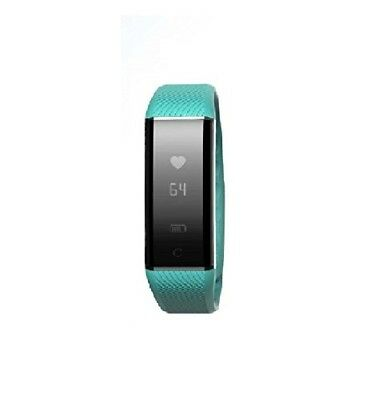 (C6 Green) - Heart Rate Monitor, YESTONE Smart Fitness Tracker Wristband, IP67