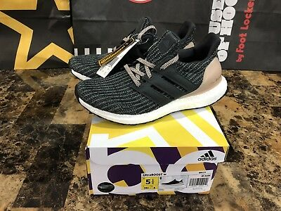 119d7975b338bd BRAND NEW Women s Adidas Ultra Boost 4.0 Grey Five Carbon Ash Pearl BB6151