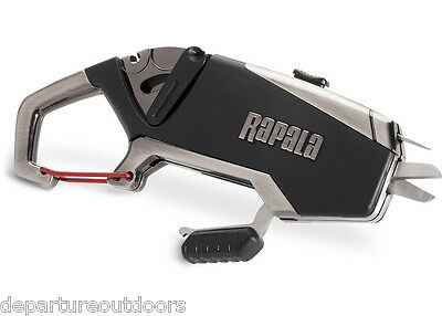 Rapala Tool - Rapala Fisherman'S Multi Tool Rfmt for Braid and Flouro Line