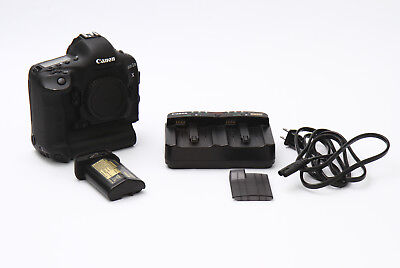 Canon EOS 1D X 1DX 18.1MP Digital SLR Camera - Great Performer