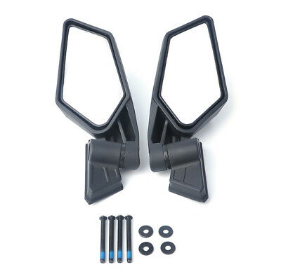 New Racing Side Mirrors For Can-Am Maverick X3 & MAX SSP UTV Off-road 715002898