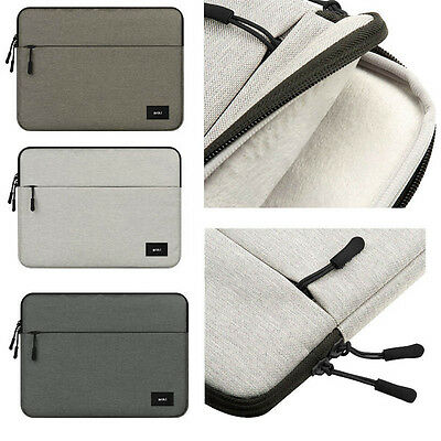 """Carry Laptop Sleeve Case Pouch Bag For 11"""" 13"""" 14"""" 15"""" 15.6"""" Ultrabook NoteBook"""