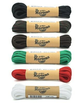 Dr. Martens Shoe Laces Round Shoe Work / Fashion 140 CM (8 to10 Eyes) 1 Pair