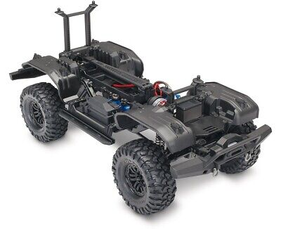 Traxxas 82016-4 TRX-4 Bausatz / Kit 1:10 4WD Crawler TQi 2.4GHz Wireless