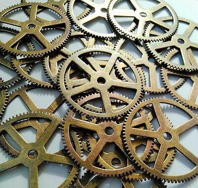 Crafts Imported From Abroad Assorted Clock Gears For Steampunk Art
