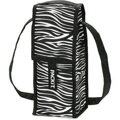 PackIt The Wild Single Bottle Freezable Wine Bag. Free Shipping