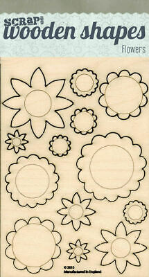 Sun Moon And Stars Quality Plywood Laser Cut Wooden Shapes // Stencils