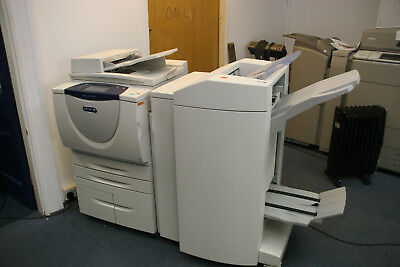 Xerox Workcentre 5790 Network Office Printer & Copier with HVF Booklet Maker