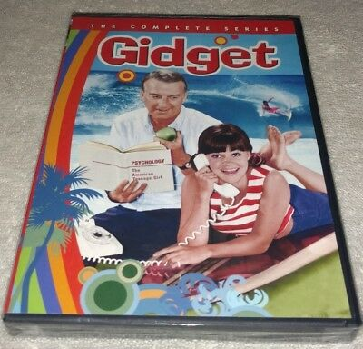 Gidget: The Complete Series (DVD, 3-Disc Set)