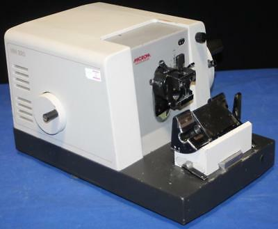 Microm Neidelberg NM 230 D-6900 Rotary Microtome West Germany NM230 Ships Free!