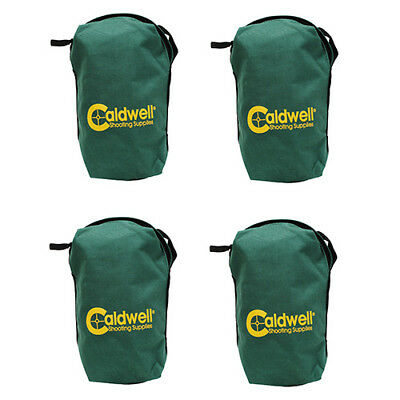 Caldwell High Quality Lead Sled Shot Carrier Bags with Durable Handle - 4 Pack