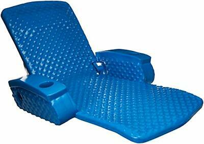 TRC Recreation Double Layer Closed Cell Vinyl Coated Foam Adjustable Recliner