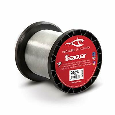 Seaguar Red Label Extremely Sensitive Fluorocarbon 1000 Yards Fishing Line