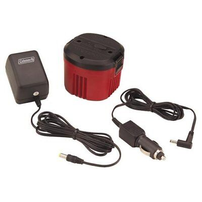 Coleman CPX 6 Rechargeable Power Cartridge Up to 83 Hours Runtime - Red