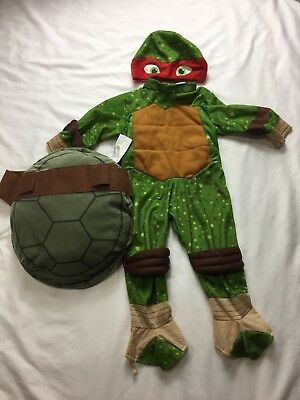 teenage mutant ninja turtles Costume 2T