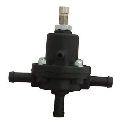 SPA Turbo Composite Fuel pressure regulator 0 to 30 PSI #VLRPC04