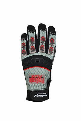 Magid HandMaster Synthetic Suede Palm Mechanics Gloves Large, Pair