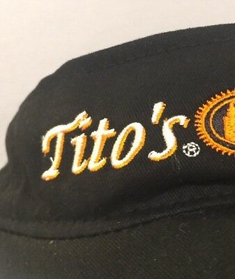 Tito's Vodka Golf Hat/visor. Austin Texas. Brand New. Free Shipping!