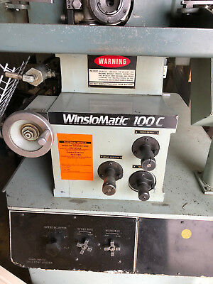 Giddings and Lewis winslow 100c Tool and cutter grinder