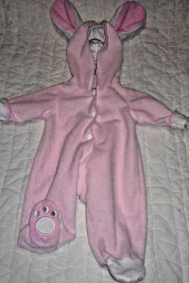 Easter Outfit fits American Girl  Bitty baby doll PJ pajamas BUNNY RABBIT