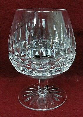 "WATERFORD crystal KYLEMORE pattern Brandy Glass or Goblet - 5-1/4"" - 12 ounces"