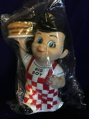 Big Boy Coin Bank 2001 Excellent Condition Collectible