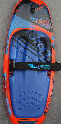 Test Pilot HOLESHOT - Twin Tip Kneeboard with Tow Hook