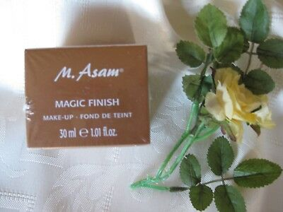 17) M. Asam Magic Finish Make up 30 ml Neu OVP