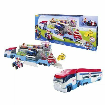 Spin Master Paw Patrol Paw Patroller Bus Camion Contenitore Auto Bambini Giochi