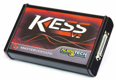 ALIENTECH MASTER KESS, ECM Software & K- Tag Master ECU Remapping AND  Training