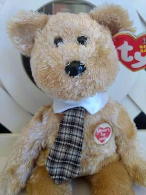TY Beanie Baby Babies DAD-e 2003 Bear TyStore Exclusive NEW Condition Retired