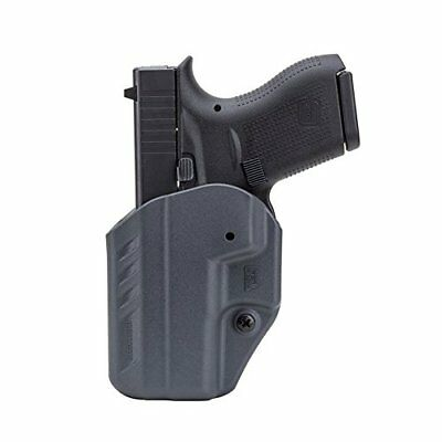 Blackhawk A.R.C. Appendix Reversible Carry Gray Inside the Waistband Holster