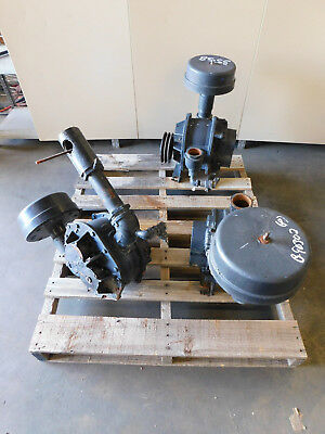 3 Dresser Roots Rotary Lobe Blower 45 U-RAI