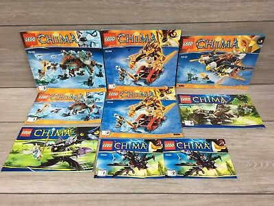 Lego Chima 70104 1200 Picclick Uk